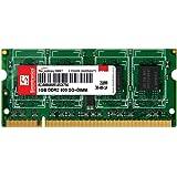 SIMMTRONICS 1GB DDR2 800MHZ LAPTOP RAM