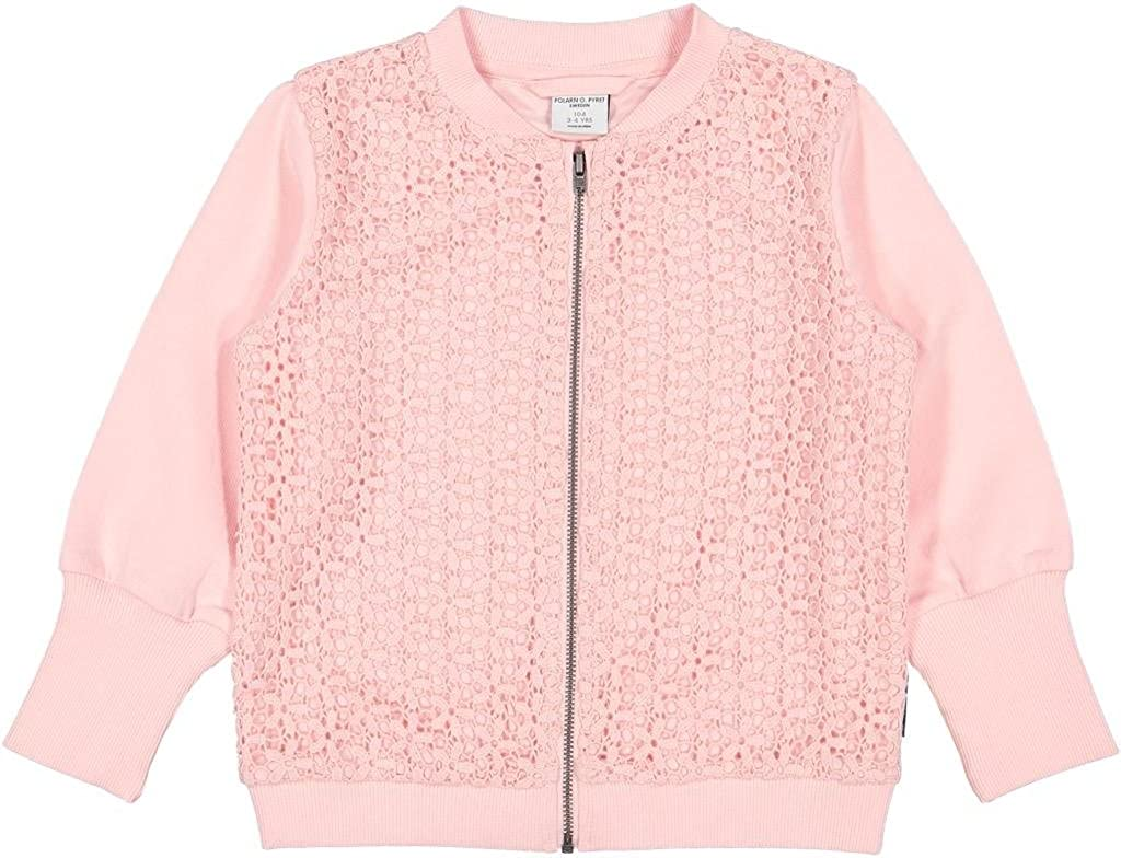 Polarn O Pyret LACE Accent Track Jacket 2-6YRS
