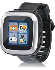 GBD Kids Game Smart Watch for Girls Boys with Camera 1.5'' Touch 10 Games Pedometer Timer Alarm Clock Electronic Learning Toys Wrist Watch Bracelet Health Monitor for Kids Birthday Gifts