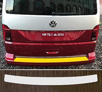 Is Tuning Passgenau Für Vw T6 1 Ab 2019 Lackschutzfolie Ladekantenschutz Transparent Auto