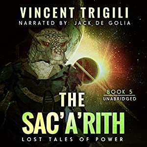 The Sac'a'rith Audiobook