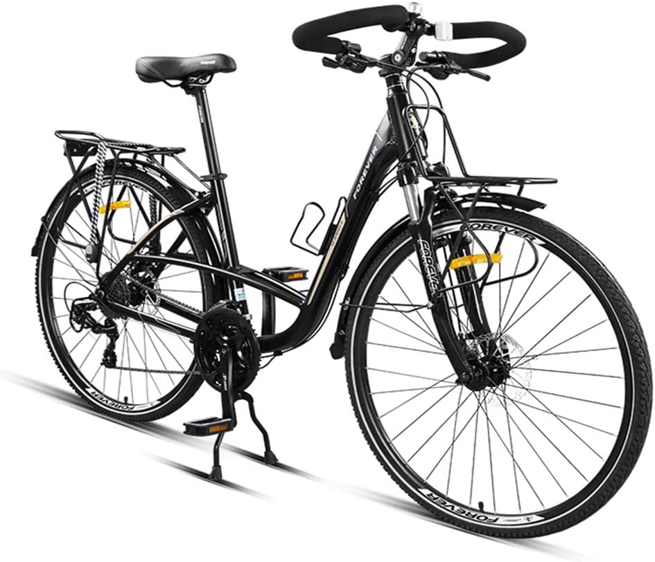 NENGGE Bicicleta de Carretera, 24 Velocidades Adulto Hombre ...