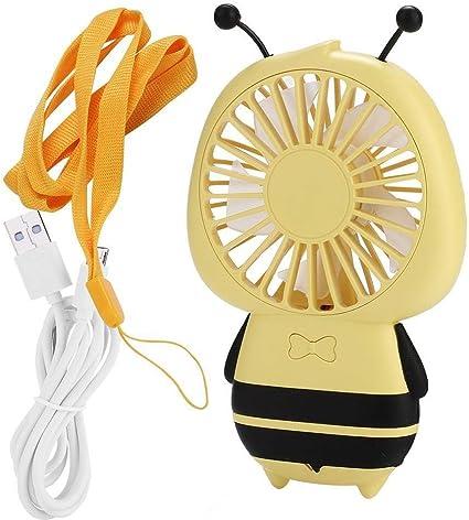 Vobor Ventilador portátil de Mano: Amazon.es: Electrónica