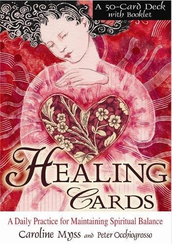 Healing Cards (Large Card Decks)