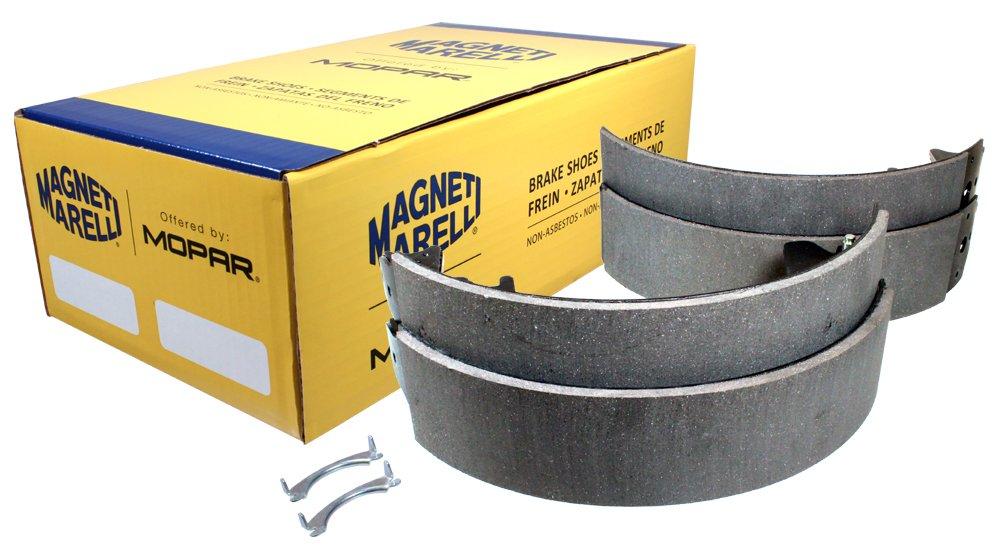 Magneti Marelli by Mopar 1AMVS00357 Drum Brake Shoe