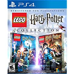 The LEGO Harry Potter Collection arrives on PlayStation 4