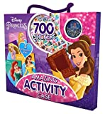 Disney Princess Amazing Activity Case: Over 700 Stickers (On the Go Activity Pack)