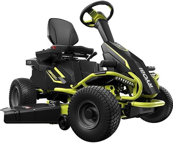Amazon.com: Ryobi 38 en. 100 Ah Batería Eléctrica Riding ...