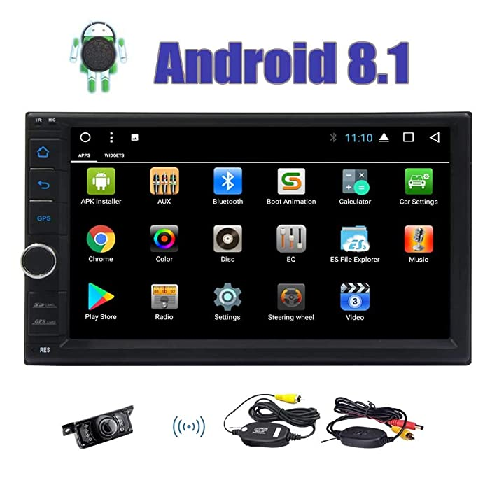Top 10 In Dash Stereo With Wireless Rear View Camera