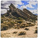 3dRose Vasquez Rocks Afternoon Mouse Pad (mp_110815_1)