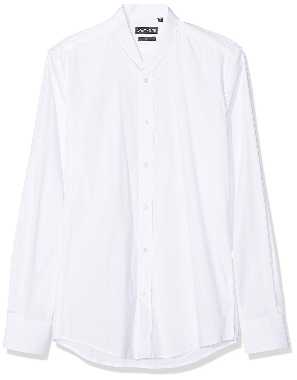 Antony Morato Camicia Manica Lunga Collo Coreano Camisa Casual ...