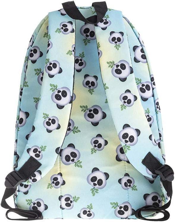 Backpack knapsack Rucksack Infantry Pack Field Pack,New Cartoon Panda Student Travel 3D Printed Backpack
