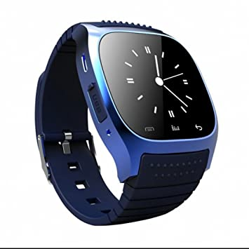 Montre Connectée Smartwatch Montre Sport Bluetooth,Compteur de Calories,Appareil photo à distance,
