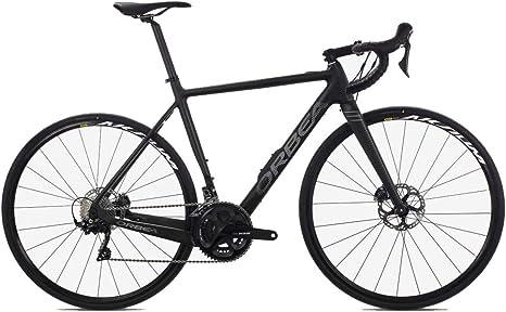ORBEA Road Gain M30 2019 - Bicicleta eléctrica, tamaño del Marco: XS, Color: Azul y Blanco: Amazon.es: Deportes y aire libre