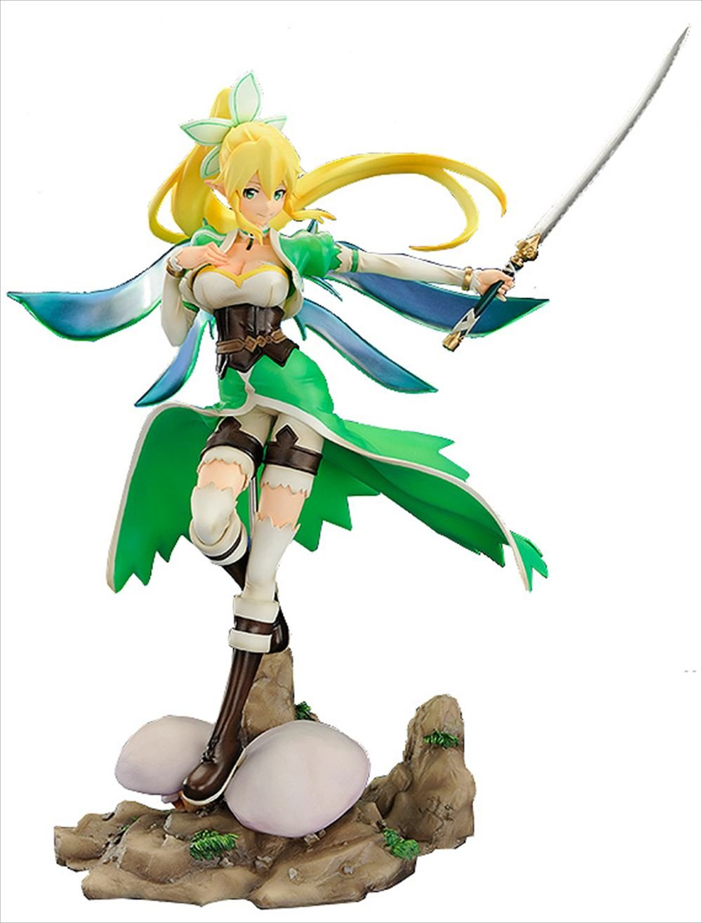 Sword Art Online: Leafa Fairy Dance Arc 1/8 PVC Figure