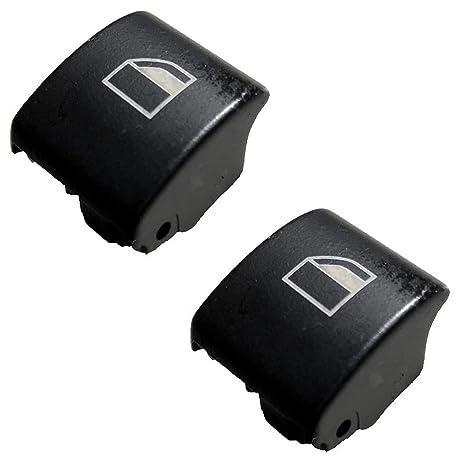 ForU-1 Regulador de ventanilla Delantera Izquierda con Motor 51337020659 para BMW E46