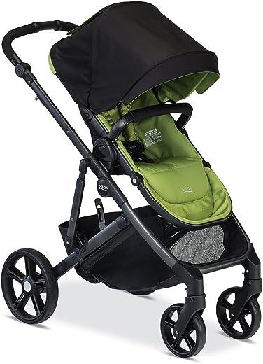 Britax B-Ready G2 Stroller, Peridot