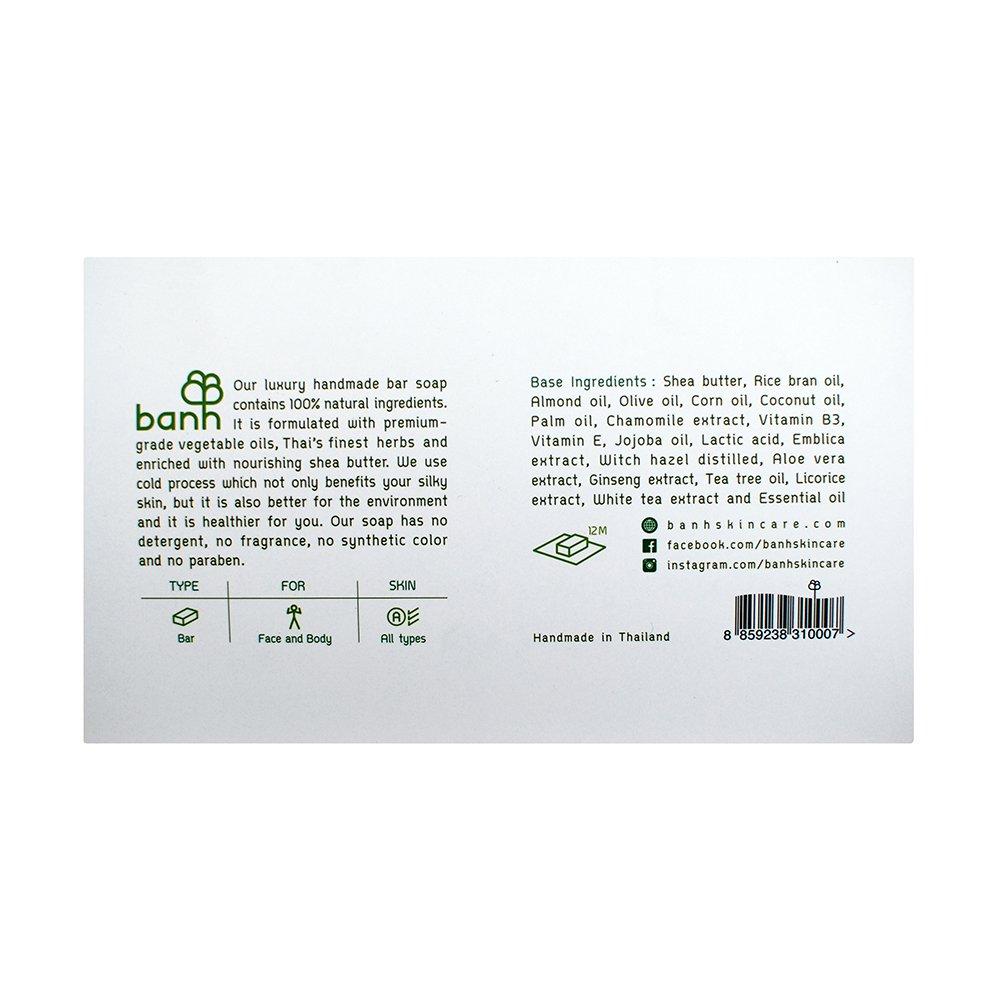 Amazon.com: banh todo el proceso natural Vegan fría Jabón ...