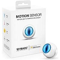 Fibaro Homekit Motion Sensor iOS Multisensor - Movement, Temperature, Light Intensity, Accelerometer, FGBHMS-001, White