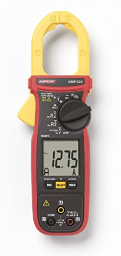 Best clamp meter for HVAC - Amprobe AMP-320 Clamp Meter Review
