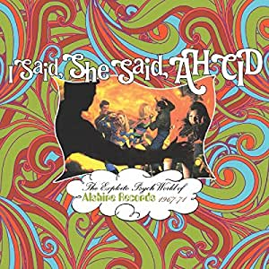 I Said, She Said, Ah Cid: The Exploito Psych World Of Alshire Records 1967-71 /  Various Artists