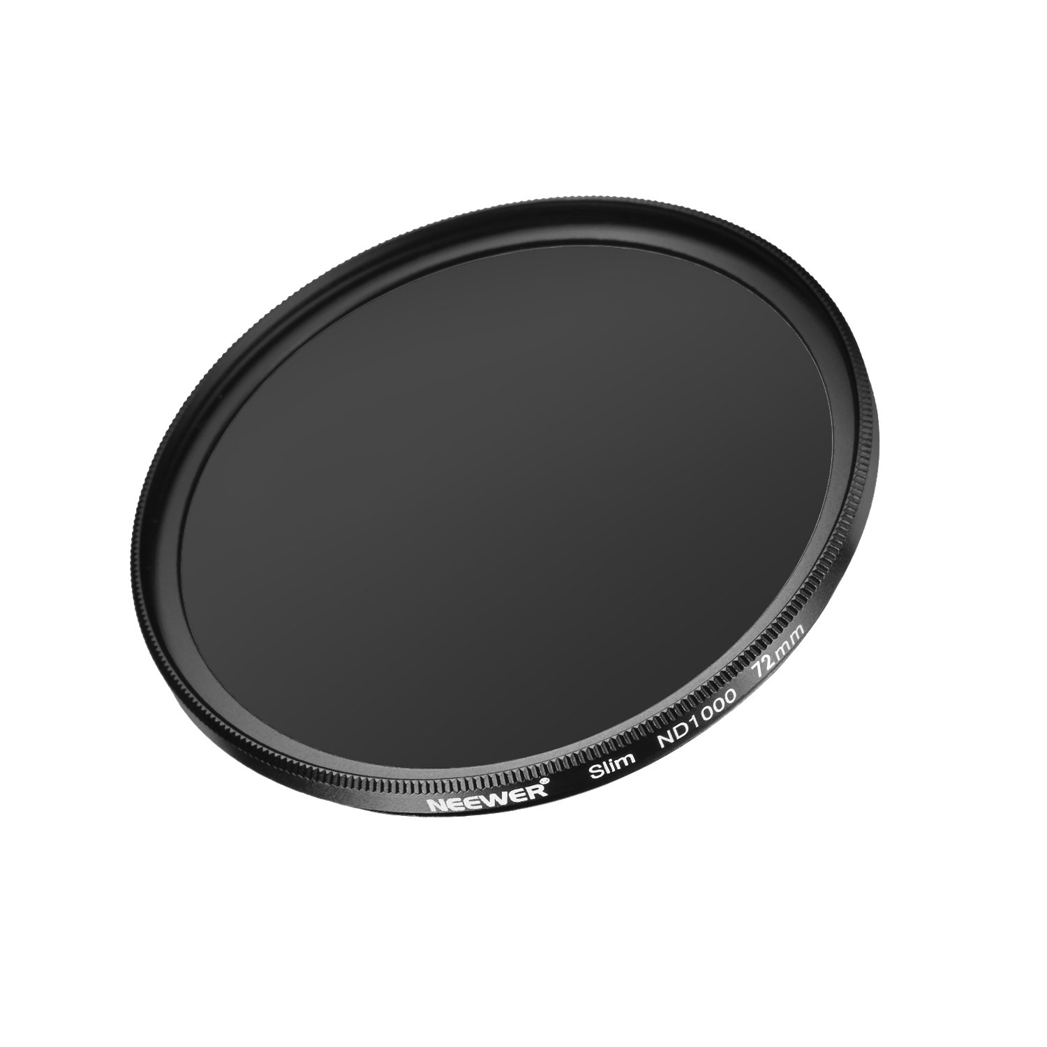 Neewer Slim 67MM Neutral Density ND 1000 Camera Lens Filter 10 Stop Optical Glass and Matte Black Flame for Lens with 67MM Thread Size, Ideal for Wide Angle Lenses 10088563
