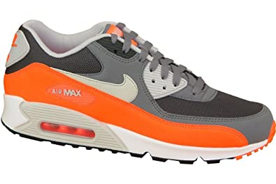 Nike Air Max 90 Grau Orange