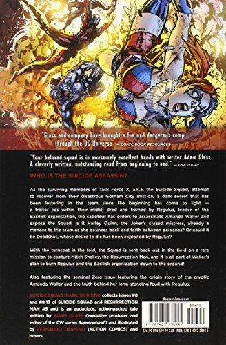 Suicide Squad Vol. 2: Basilisk Rising (The New 52)