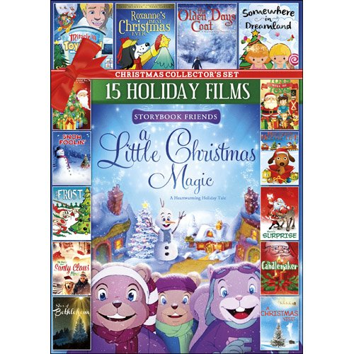 Christmas Story Collectors - Christmas Collector's Set: 15 Holiday Films