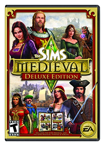 The Sims Medieval Deluxe [Online Game Code] (Kingdom Hearts 2 Codes For Action Replay)