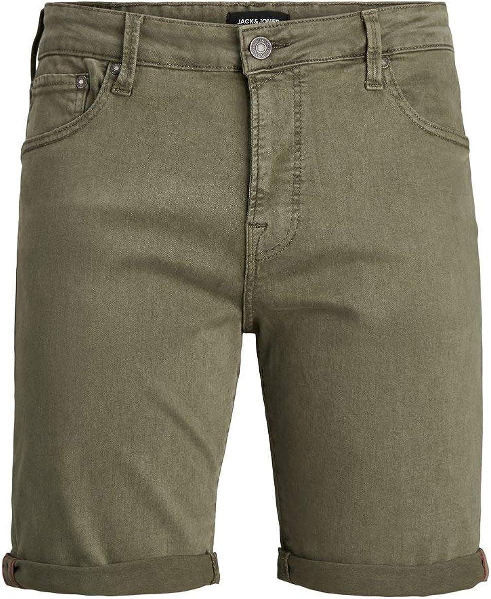 JACK /& JONES Jjirick Jjicon Shorts AMA STS Pantaloncini Uomo