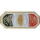 caballobronco Placa Para Sombrero Leyenda Michoacan IMP-29138