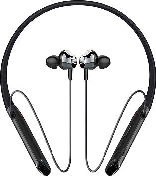 Amazon Com Philips Audio Performance Pn402bk Wireless Bluetooth Earbuds With Vibration Call Alert Neckband Black Electronics