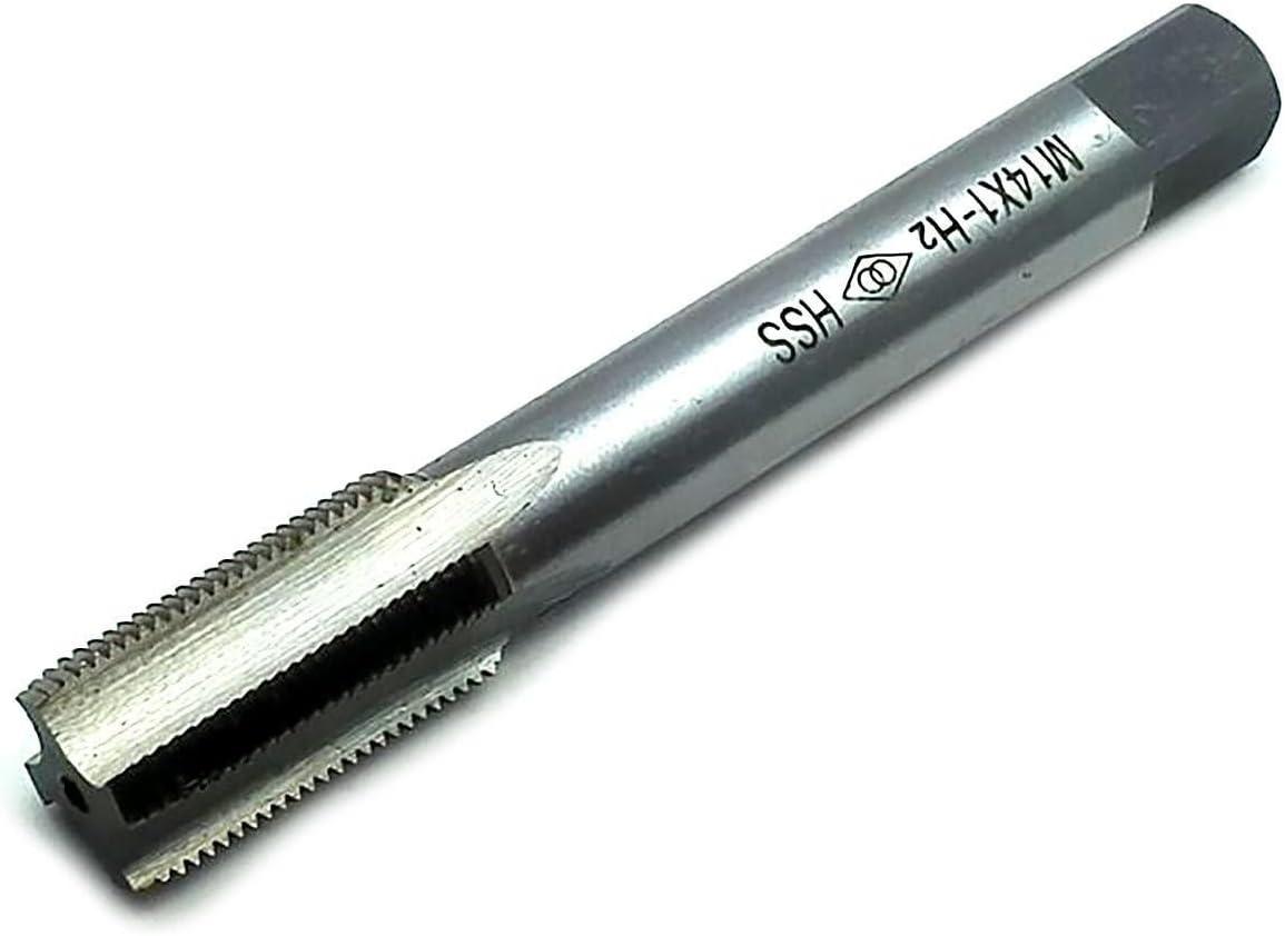 US Stock HSS 14mm x 1 Metric Tap Left Hand Thread M14 x 1mm Pitch