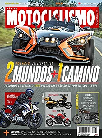 Motociclismo Panamericano February 5, 2017 issue