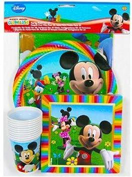 Pack Fiesta Mickey Mouse Disney: Amazon.es: Juguetes y juegos