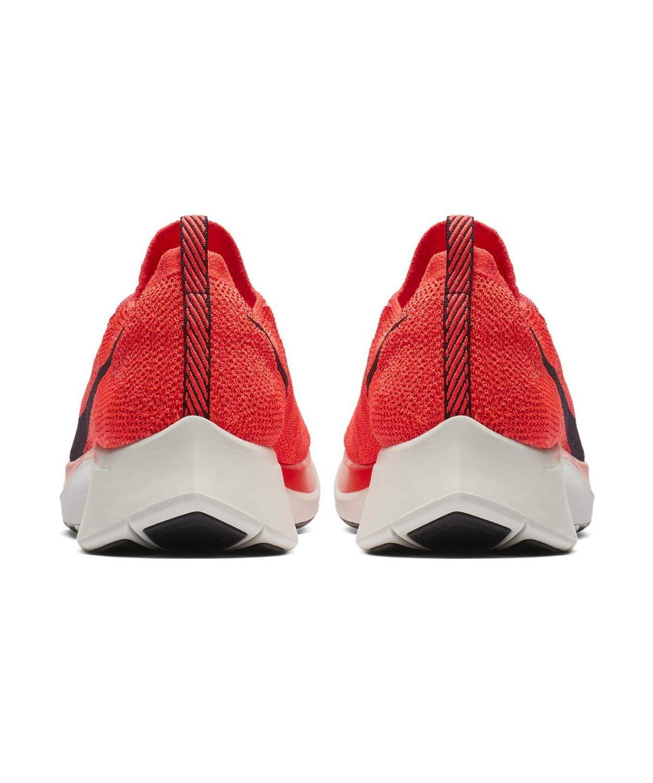 Nike Zoom Fly Flyknit Men's Running Shoe Bright Crimson/Black-Total Crimson Size 7.5 by Nike (Image #5)