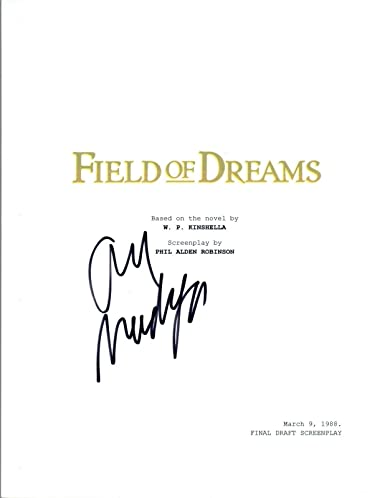 Amy Madigan Signed Autographed FIELD OF DREAMS Full Movie