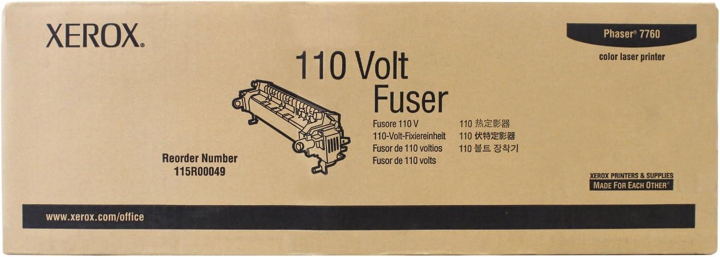 XER115R00049 Xerox Fuser For Phaser 7760 Printer