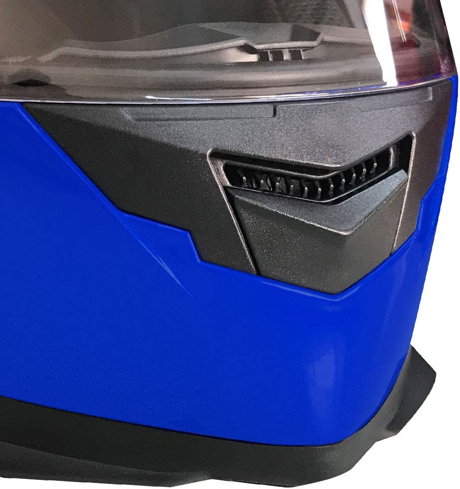 ILM Full Face Motorcycle Helmet for Motocross Street Bike DOT Certified