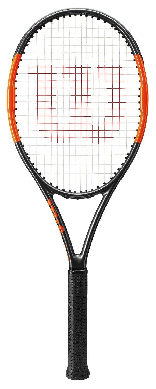 Wilson(ウイルソン) 硬式 テニスラケット BURN 95 CV (バーン95 カウンターベール) [フレームのみ] 2017-2018 錦織圭使用モデル グリップサイズG2  B01MTV8KCH
