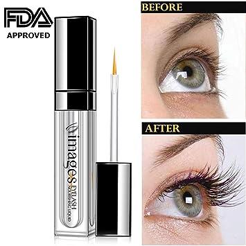 d9c6dcbe674 Eyelash Growth Treatment Serum Liquid Eyelash Enhancer Powerful Curling  Thick and Lengthening Longer Eyelash Care Serum