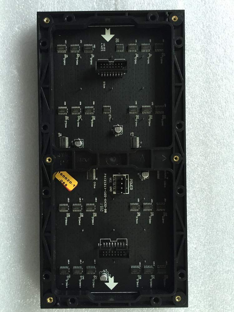 64x32 matrix LED sign RGB P4 led module video wall P4 indoor screen full color display