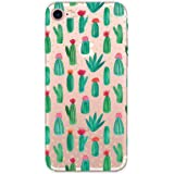 Lumanuby Phone Accessories Mobile Phone Protective Cases Covers Retro Birds And Flowers Cactus Phone Protective Cover For Iphone 6Plus/6s Plus Or For Iphone 7