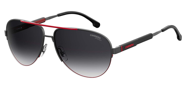 Amazon.com: Gafas de sol Carrera 8030/S 0SVK Rutenio semi ...