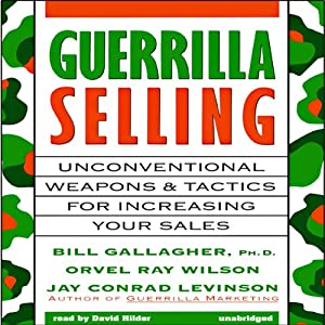 Guerrilla Selling Audiobook