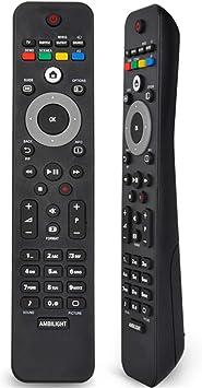 Mando a distancia apto para televisor Philips TV/DVD/AUX PH903 ...