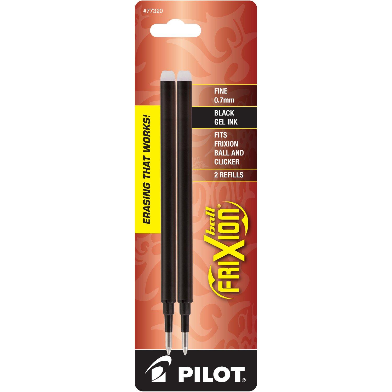 Recarga Tinta Pilot Fino Negro (77320) [2un.]