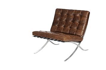 Mies Der Rohe Stühle sessel stuhl replik barcelona mies der rohe echtleder designer