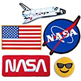 NASA Patches #27 – Save Pack – 6Patch